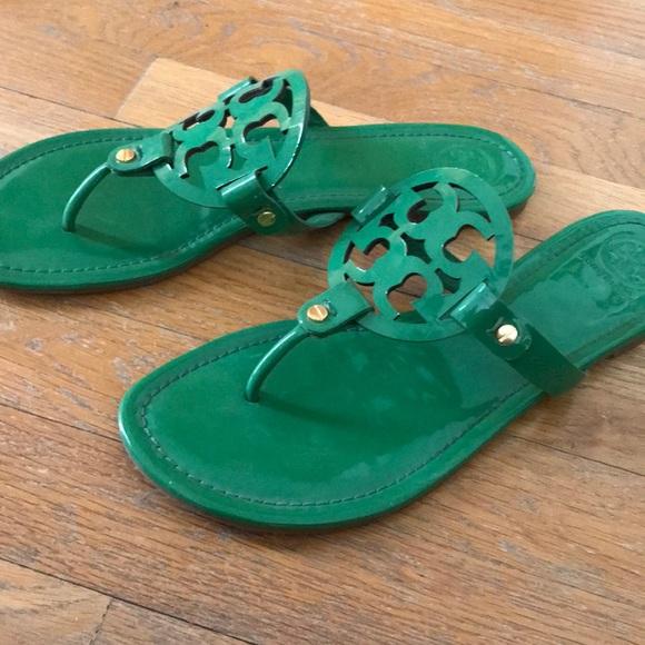 Size 1 Tory Burch Miller Sandals | Poshmark